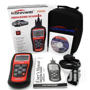 Konnwei KW808 OBD2 Scanner EOBD Car Diagnostic Tool | Vehicle Parts & Accessories for sale in Nairobi, Landimawe