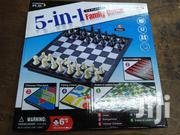 5 In 1 Family Game | Books & Games for sale in Nairobi, Nairobi Central
