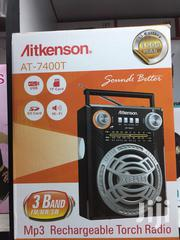 Rechargeable FM Radio With MP3 Player | Audio & Music Equipment for sale in Nairobi, Nairobi Central