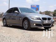 BMW 320i Grey Colour 2010 Model Brown Leather Interior | Cars for sale in Nairobi, Kilimani