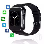 Fitness Smartwatch With Simcard ,Mpesa Tf Card Camera | Smart Watches & Trackers for sale in Nairobi, Nairobi Central