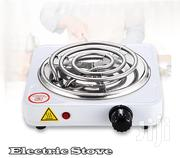 Portable Electric Cooker Single Hot Plate (White) 1000W | Kitchen Appliances for sale in Nairobi, Nairobi Central