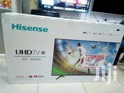 Hisense Smart 4K UHD 55inch | TV & DVD Equipment for sale in Nairobi, Nairobi Central