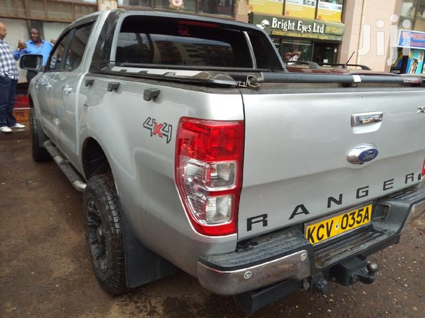 Archive: New Ford Ranger 2013 Silver