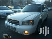 Subaru Forester 2002 Automatic White | Cars for sale in Nairobi, Nairobi Central