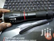 Zoomable Torch With Rechargeable Battery And SOS | Camping Gear for sale in Nairobi, Nairobi Central