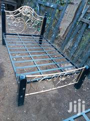 Mix Of Metal And Wood Bed | Furniture for sale in Nairobi, Karen