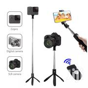 Selfie Stick Tripod With Bluetooth Remote | Accessories for Mobile Phones & Tablets for sale in Nairobi, Nairobi Central
