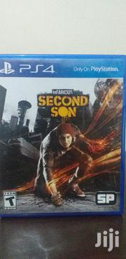Ps 4 Infamous Second Son | Video Games for sale in Nairobi, Nyayo Highrise