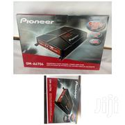 Pioneer Gm-a4704 4 Channel Car Amplifier | Vehicle Parts & Accessories for sale in Nairobi, Nairobi Central