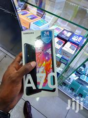 New Samsung Galaxy A70 128 GB Black | Mobile Phones for sale in Nairobi, Nairobi Central
