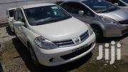 Nissan Tiida 2012 1.6 Hatchback White | Cars for sale in Mombasa, Shimanzi/Ganjoni