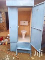 Potable Steel Toilets | Building Materials for sale in Machakos, Athi River