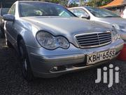 Mercedes-Benz C200 2004 Silver | Cars for sale in Nairobi, Nairobi Central