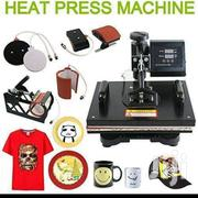8 In 1 Heat Press Machine | Printing Equipment for sale in Nairobi, Nairobi Central