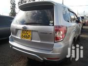 Subaru Forester 2010 2.5X Automatic Silver | Cars for sale in Nairobi, Nairobi Central