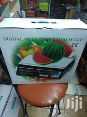 Flat Scale With Both Display | Store Equipment for sale in Nairobi, Harambee