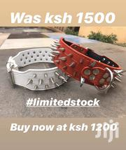 Spiked Collars on Offer for Big Dogs | Pet's Accessories for sale in Nairobi, Harambee