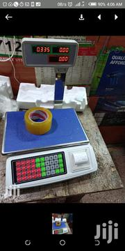 50kgs Digital Weighing Scale Machine With Receipt | Store Equipment for sale in Nairobi, Nairobi Central