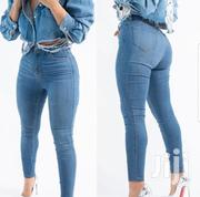 Fashiobable Ladies Denim Jeans Trousers | Clothing for sale in Nairobi, Nairobi Central