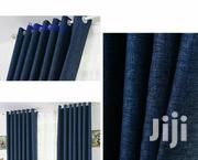 Navy Blue Linen Curtain | Home Accessories for sale in Nairobi, Nairobi Central