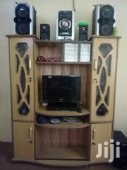 Wall Unit Used But Still New And In A Good Condition | Furniture for sale in Mombasa, Bamburi