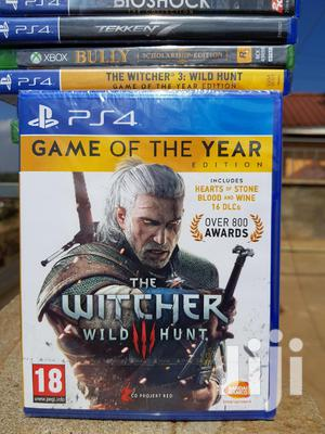 The Witcher III Game Of The Year Edition