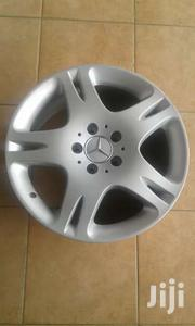 Benz Rims Size 17inch"