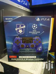 Ps4 Pad New Blue Uefa Limited Edition | Video Game Consoles for sale in Nairobi, Nairobi Central