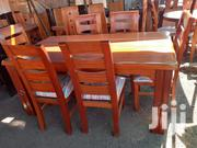 6 Seater Full Mahogany Set | Furniture for sale in Nairobi, Nairobi Central