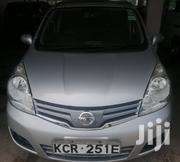 Nissan Note 2011 1.4 Silver | Cars for sale in Mombasa, Shimanzi/Ganjoni