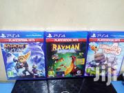Ps4 Kids Games- Ratchet And Clank Rayman Legends Little Big Planets | Video Games for sale in Nairobi, Nairobi Central
