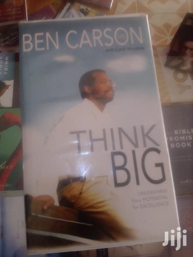 Archive: THINK BIG by Ben Carson