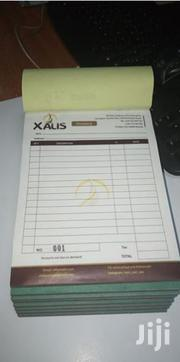 Invoice Receipt Books,Cash Sale Books | Other Services for sale in Nairobi, Nairobi Central