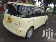 Toyota Sienta 2008 Yellow | Cars for sale in Nairobi, Kasarani