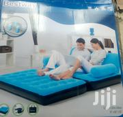2 Seater Inflatable Pullout Sofabed Bed With An Electric Pump | Furniture for sale in Nairobi, Kasarani