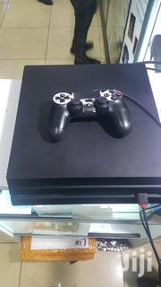Ps 4 Pro Used   Video Game Consoles for sale in Nairobi, Nairobi Central