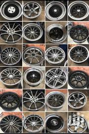 Alloy Sport Rims &Tyres | Vehicle Parts & Accessories for sale in Nairobi, Mugumo-Ini (Langata)