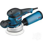 Bosch Random Orbit Sander GEX 125-150AVE - Blue & Black | Electrical Tools for sale in Nairobi, Harambee