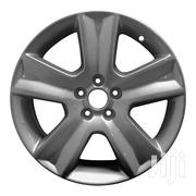 """OEM Subaru Outback 17"""" Rims 