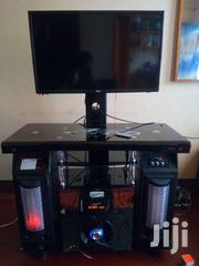 GLD 32INCHES TV,TV Stand And A Royal Sound Hoofer | TV & DVD Equipment for sale in Kiambu, Hospital (Thika)