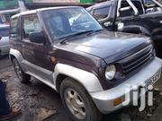 Mitsubishi Pajero 2001 Brown | Cars for sale in Nairobi, Nairobi Central