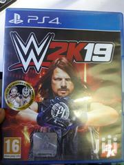 Wwe 2k 19 Working In Good Condition | Video Games for sale in Nairobi, Nairobi Central