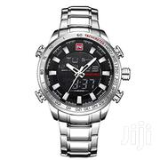 Naviforce 9093 Silver White | Watches for sale in Nairobi, Nairobi Central