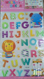 Kids Alphabets and Numbers Wall-Stickers | Babies & Kids Accessories for sale in Nairobi, Nairobi Central