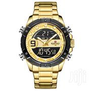 Naviforce 9146 Gold Gold | Watches for sale in Nairobi, Nairobi Central