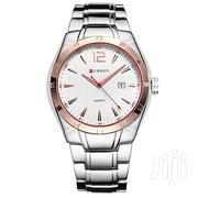 CURREN 8103 Silver Red | Watches for sale in Nairobi, Nairobi Central