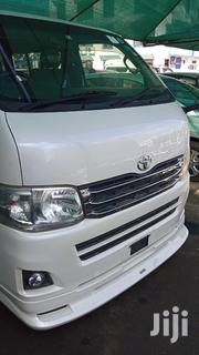 Toyota HiAce 2014 White | Buses for sale in Mombasa, Shimanzi/Ganjoni