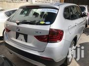 BMW X1 2013 Silver | Cars for sale in Mombasa, Tudor