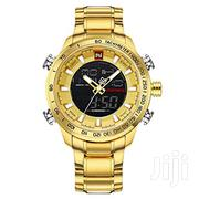Naviforce Gold Gold 9093 | Watches for sale in Nairobi, Nairobi Central